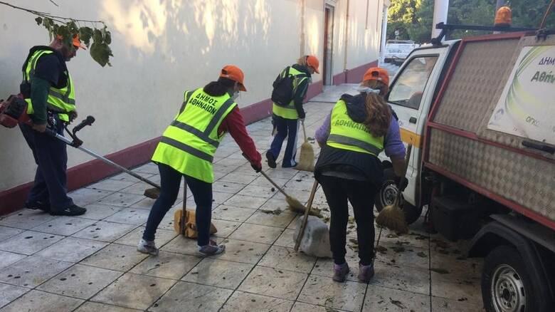 Δήμος Αθηναίων: Έως τη Δευτέρα οι αιτήσεις για 155 θέσεις εργασίας