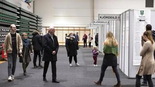Οι γυναίκες συγκεντρώνουν την πλειοψηφία στο κοινοβούλιο στις εκλογές της Ισλανδίας