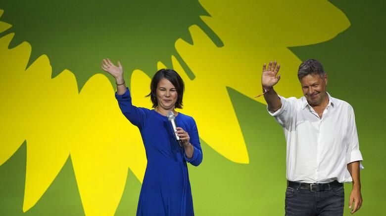 Γερμανικές εκλογές: Σε ρόλο ρυθμιστή αναδεικνύονται οι «Πράσινοι»