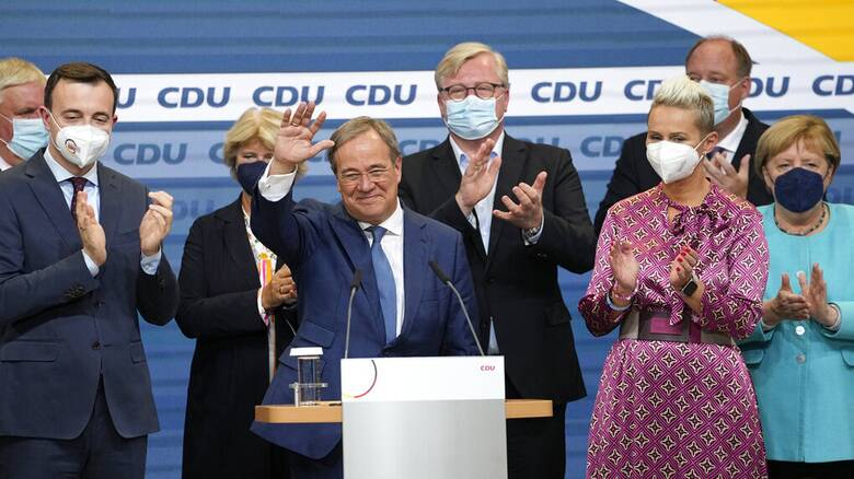 Εκλογές Γερμανία - Λάσετ: Θα κάνω ό,τι μπορώ για να σχηματιστεί κυβέρνηση υπό την ηγεσία της Ένωσης