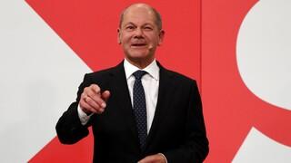 Εκλογές Γερμανία: Αισιόδοξοι για τη νίκη οι Σοσιαλδημοκράτες - Οι πρώτες δηλώσεις Σολτς