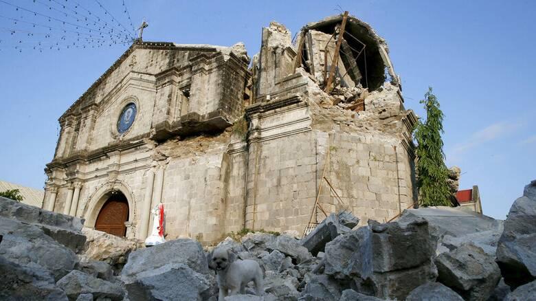 Φιλιππίνες: Σεισμός 5,7 Ρίχτερ νότια της Μανίλα