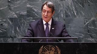Κυπριακό: Σήμερα η συνάντηση Αναστασιάδη, Γκουτέρες και Τατάρ στη Νέα Υόρκη