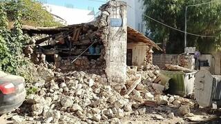 Ισχυρός σεισμός 5,8 Ρίχτερ στην Κρήτη: Πληροφορίες για εγκλωβισμένους και τραυματίες