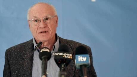 Παπαδόπουλος στο CNN Greece: Εδώ και τέσσερις μήνες υπήρχε πόρισμα για ενδεχόμενο μεγάλο σεισμό