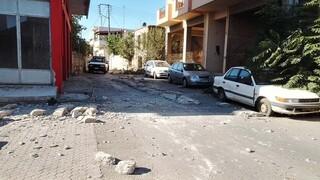 Ισχυρός σεισμός στην Κρήτη: Ζημιές στο Αρκαλοχώρι – Οι πρώτες εικόνες