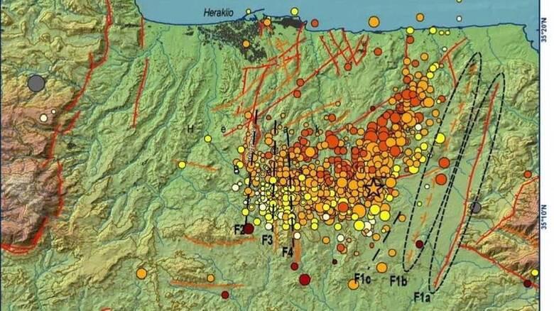 Σεισμός στην Κρήτη: Η ανάρτηση Τσελέντη λίγες μέρες πριν το χτύπημα των 5,8 Ρίχτερ