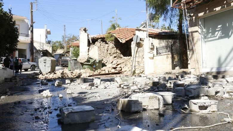 Σεισμός 5,8 Ρίχτερ στην Κρήτη: Σωστικά συνεργεία με σκύλους και drones μεταβαίνουν στο νησί