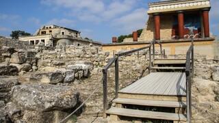 Σεισμός στην Κρήτη: Δεν υπάρχουν ζημιές στον αρχαιολογικό χώρο της Κνωσού