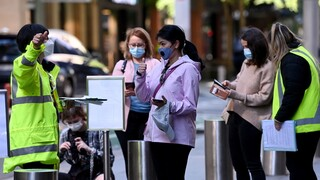 Κορωνοϊός: Σταδιακή άρση lockdown στο Σίδνεϊ με περιορισμούς για τους ανεμβολίαστους