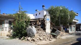 Σεισμός Κρήτη - Επικοινωνία Τσίπρα με Αρναουτάκη: Εκφράζω τη συμπαράστασή μου σε όλους