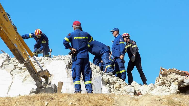 Σεισμός στην Κρήτη: Σε κατάσταση έκτακτης ανάγκης ο δήμος Μινώα Πεδιάδας