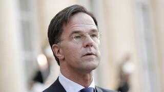 Ολλανδία: Απειλές από το οργανωμένο έγκλημα κατά του πρωθυπουργού Μαρκ Ρούτε
