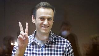 Ο Αλεξέι Ναβάλνι υποψήφιος για το Βραβείο Ζαχάρωφ