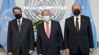 Τριμερής για το Κυπριακό: «Όχι» Αναστασιάδη σε λύση δύο κρατών