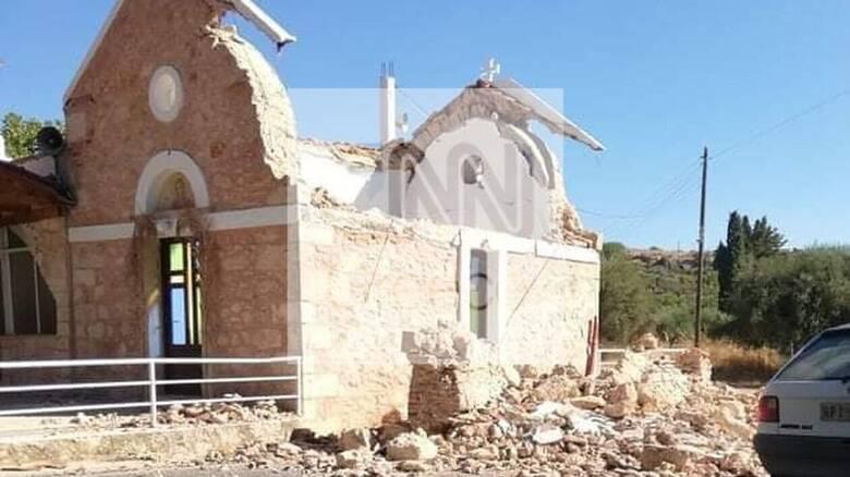 Σεισμός στην Κρήτη - Παπαζάχος: Πιθανοί μετασεισμοί έως και 5,5 Ρίχτερ