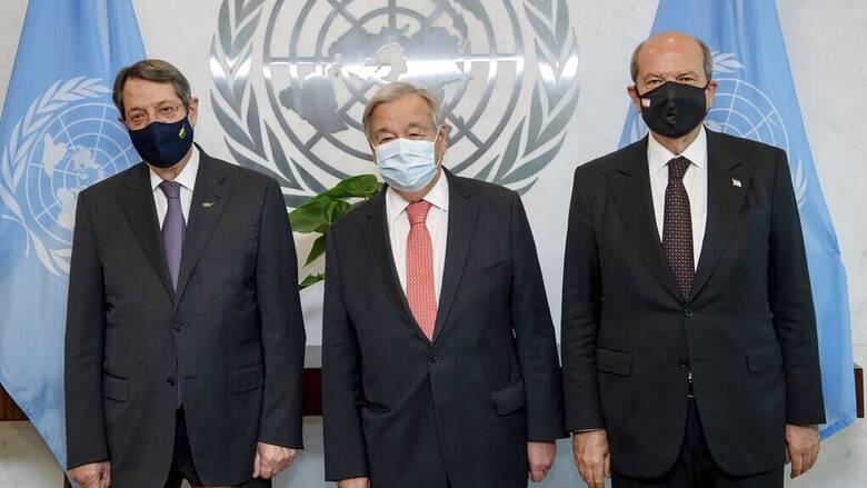 Κυπριακό: Νέο ειδικό απεσταλμένο διορίζει ο Γενικός Γραμματέας του ΟΗΕ