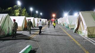 Σεισμός στην Κρήτη: Σε σκηνές διανυκτέρευσαν οι κάτοικοι - Έντονη μετασεισμική δραστηριότητα