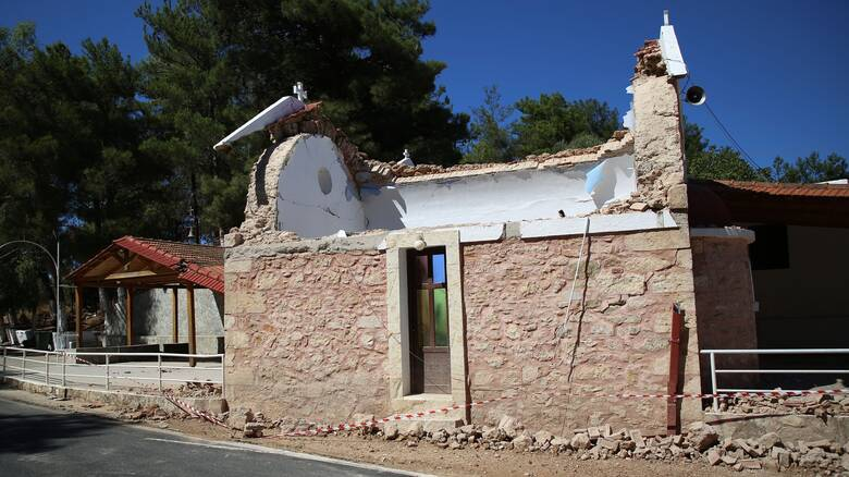 Kρήτη: Ισχυρός μετασεισμός 5,3 Ρίχτερ