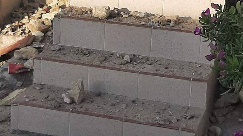Kρήτη: Νέες καταρρεύσεις και ζημιές μετά τον ισχυρό μετασεισμό των 5,3 Ρίχτερ