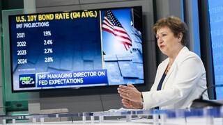 Σε κρίση αξιοπιστίας έχει περιέλθει το ΔΝΤ - «Ανεπιθύμητη» η Γκεοργκίεβα