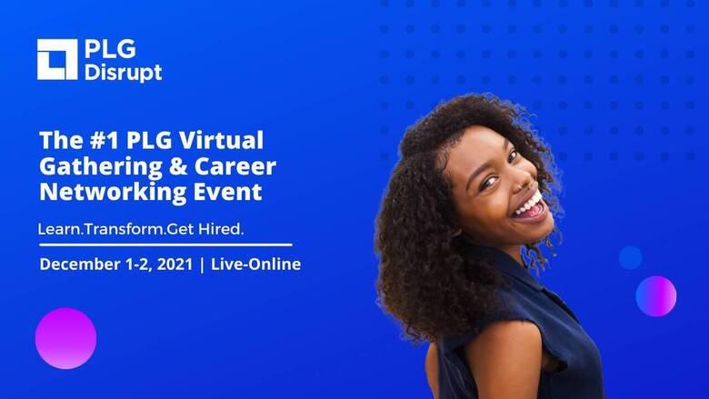 PLG Disrupt Summit: Διεξάγεται για 2η συνεχόμενη χρονιά το ηγετικό online συνέδριο & career forum