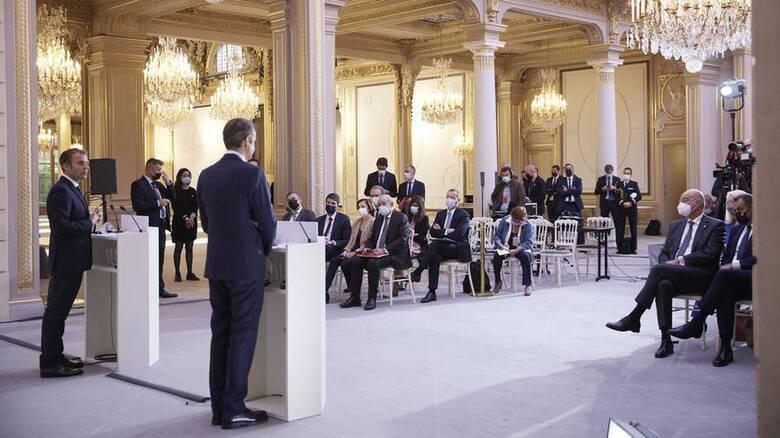 Ελλάδα - Γαλλία: Τα οκτώ βασικά σημεία της «Στρατηγικής Εταιρικής Σχέσης»