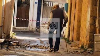 Σεισμός στην Κρήτη: Εικόνες καταστροφής σε Αρκαλοχώρι και Αρχοντικό - Τι λένε οι κάτοικοι