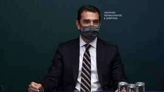 Σκρέκας: Το 2022 η πρώτη δημοπρασία για εγκατάσταση μπαταριών