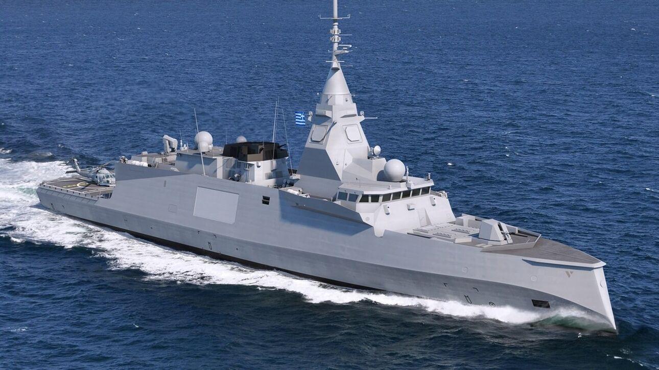 Φρεγάτες Belharra: Αυτό είναι το νέο υπερόπλο του Πολεμικού Ναυτικού