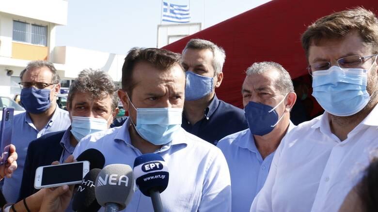 Σεισμός Κρήτη: Στο Αρκαλοχώρι κλιμάκιο του ΣΥΡΙΖΑ