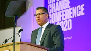 Πρόεδρος της διάσκεψης COP26: Πιο τολμηρές δεσμεύσεις για να αντιμετωπιστεί η κλιματική