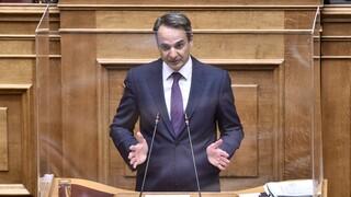 Την Τρίτη η ενημέρωση της Βουλής για τη συμφωνία Ελλάδας - Γαλλίας από τον Μητσοτάκη