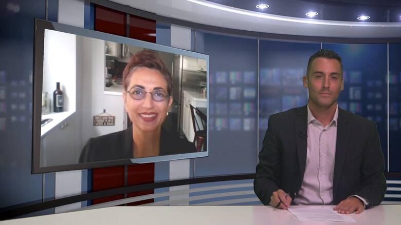 Λίνα Αμπιραφέ στο CNN Greece: Να στηρίξουμε σωστά αυτή τη φορά τις γυναίκες στο Αφγανιστάν