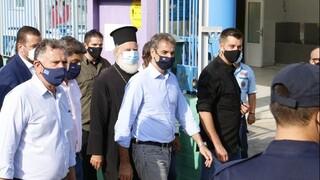 Στη Κρήτη ο Μητσοτάκης: «Αυτοψία» στις σεισμόπληκτες περιοχές - Θα ανακοινωθεί δέσμη μέτρων