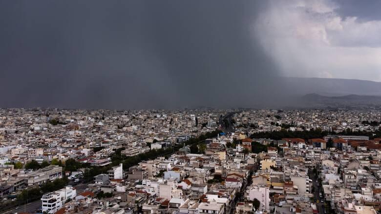 Καιρός: Αλλαγή «σκηνικού» την Τετάρτη με τοπικές βροχές και σποραδικές καταιγίδες