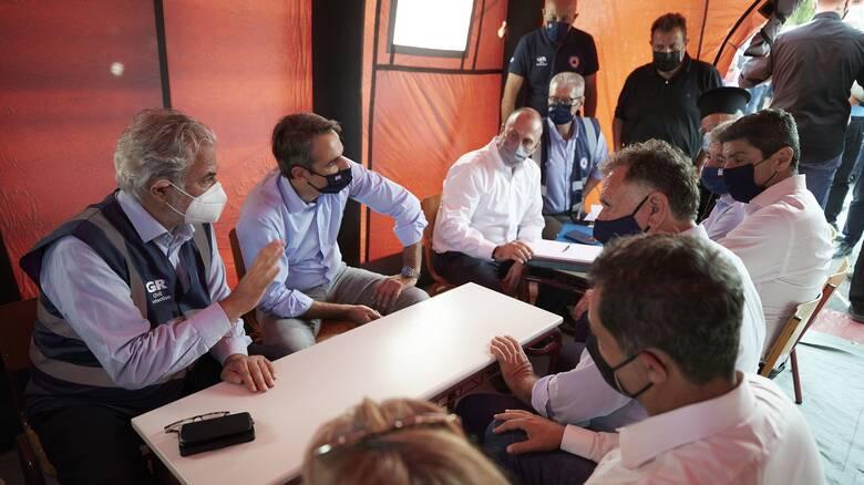 Σεισμός Κρήτη: Κρατική ενίσχυση ύψους 1 εκατ. ευρώ στους σεισμόπληκτους δήμους