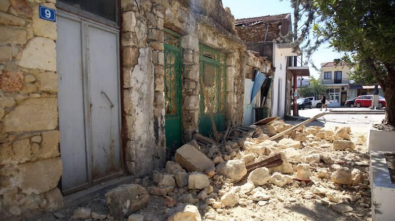 ΓΣΕΒΕΕ: Ζητά δέσμη μέτρων για τη στήριξη των σεισμόπληκτων στην Κρήτη