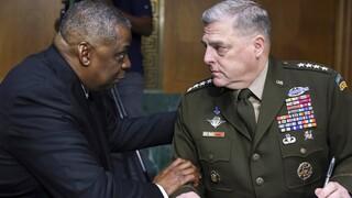 ΗΠΑ - Όστιν-Μίλεϊ: Η κατάρρευση του αφγανικού στρατού μας αιφνιδίασε