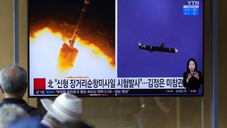 Εκτόξευση πυραύλου από τη Βόρεια Κορέα: Καταδικάζουν ΗΠΑ, Γαλλία, Βρετανία