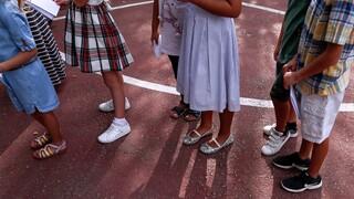 Κορωνοϊός - Λινού: Σε 15 δευτερόλεπτα η μετάδοση μεταξύ παιδιών