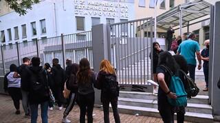 Επεισόδια στο ΕΠΑΛ Σταύρουπολης: Παρέμβαση εισαγγελέα ζητά η Κεραμέως - Συλλήψεις και τραυματισμοί