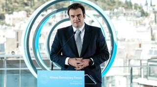 Πιερρακάκης: Η Ελλάδα είναι έτοιμη να παρουσιάσει το Εθνικό Σχέδιο για την Τεχνητή Νοημοσύνη