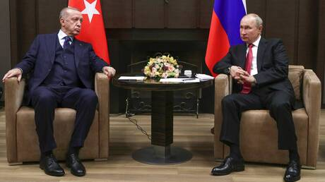 Πούτιν - Ερντογάν στο Σότσι: Ένα σκληρό «παζάρι» που έληξε χωρίς δηλώσεις