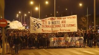 Αντιπολιτευτικά «πυρά» για τα επεισόδια στη Σταυρούπολη Θεσσαλονίκης