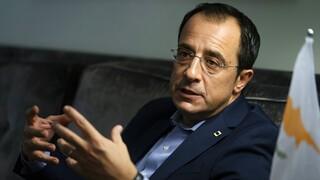 Νίκος Χριστοδουλίδης: Βλέπουμε τη στρατιωτικοποίηση της εξωτερικής πολιτικής της Τουρκίας
