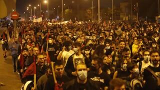 Θεσσαλονίκη: Μία σύλληψη και 19 προσαγωγές στην αντιφασιστική κινητοποίηση στη Σταυρούπολη