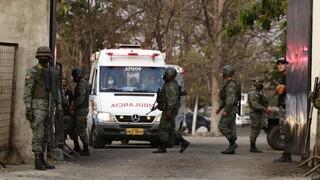 Συγκρούσεις σε φυλακή του Ισημερινού: Τουλάχιστον 116 νεκροί, δεκάδες τραυματίες