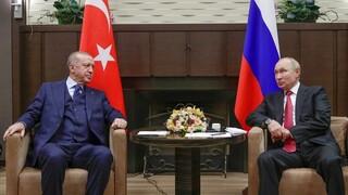«Τουρκία-Ρωσία συμμαχία» επιμένει ο Ερντογάν παρά τον νεφελώδη ορίζοντα στη Συρία