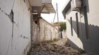 Σεισμός - Κρήτη: Στα 1.331 τα μη κατοικήσιμα σπίτια σε σύνολο 1.844 που ελέγχθηκαν